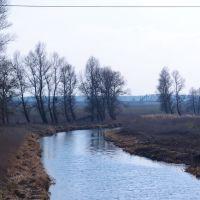 Річка Здвиж, Бородянка