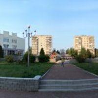 площадь Шевченко, Бородянка