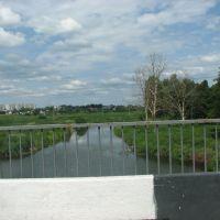 Река Здвиж, Бородянка
