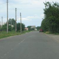 Окружная дорога, Бородянка