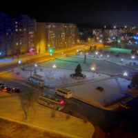 Площядь Шевченка, Бородянка