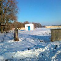 Водонапорная станция 2, Бородянка