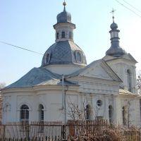 Васильков. Николавская церковь. 1792г., Васильков