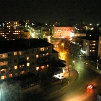 Васильков ночью, Васильков