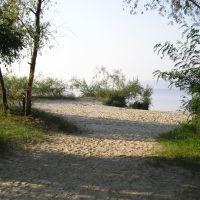 Село Логвин. Река Рось. Август 2005 / Village Logvin. River Ros`. August 2005, Володарка