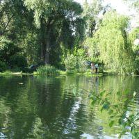 Vorzel lake, June 10, Ворзель