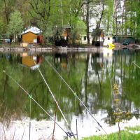 На озере, Ворзель