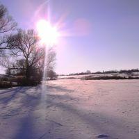 На льоду, Гребенки