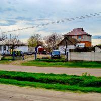 23.04.2012 16640  Одесское шоссе. Начало п.г.т. Гребенки., Гребенки