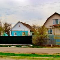 23.04.2012 16:40  Одесское шоссе. По улицам п.г.т. Гребенки., Гребенки