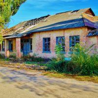 Дом на улице Днепровской., Дымер