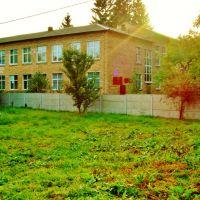 Улица Бударина, 9. Дымерская средняя общеобразовательная школа №1., Дымер