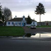Church, Згуровка