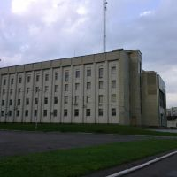 Authorities house from right, Згуровка