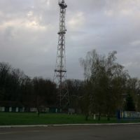 TV tower, Згуровка