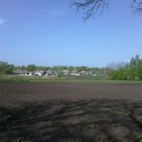 cultivated fields, Згуровка