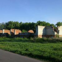 unfinished house, Згуровка