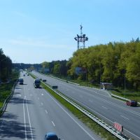 Біля села Іванків, Иванков