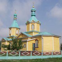 Spaska church, Иванков