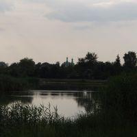 ivankiv lake, Иванков
