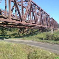 Залізничний міст через р. Ірпінь, Ирпень