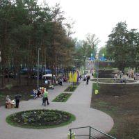 Парк Победы, Ирпень