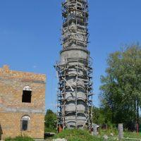 Кагарлик. Дзвіниця (колишня водонапірна вежа) / Kagarlyk. Bell Tower (former water tower), Кагарлык