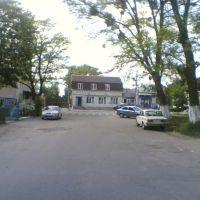 Біля Музею, Кагарлык