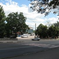 Кагарлык автостанция, Кагарлык