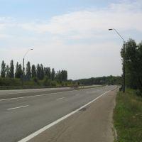 Трасса Е95, Калиновка