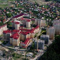 жк Чайка, Киев