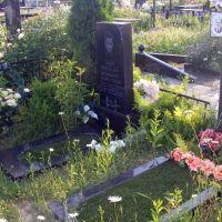 Кладовище у Вишневому, Киевская