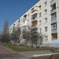 Октябрьская, 7А, Киевская