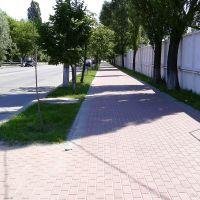 A road, Киевская