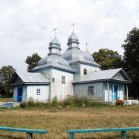 Покровська церква 1758 р., с., Кожанка