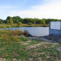 Участок у озера под строительство жилого дома, Козин