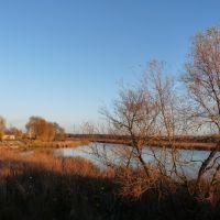 Річка Здвиж, Макаров