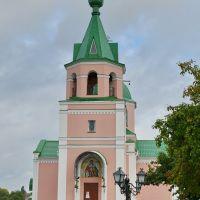 Макаров. Новая Ильинская церковь / Makarov. New St. Elias Church, Макаров