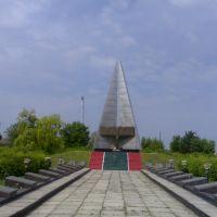 Рокитнянський меморіал невідомому солдату, Ракитное