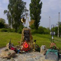 Памятка воїнам Афганістану, Ракитное