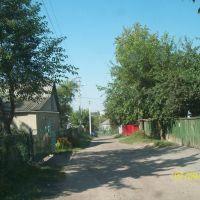 Переулок Кривоноса, Сквира