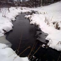 Зимой, Сквира