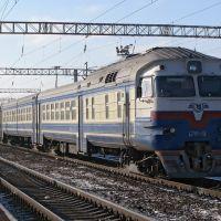 Дизель-поїзд ДР1А-161, Фастов