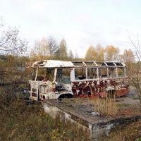 Chornobyl_bay_22.10.07, Чернобыль