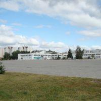 Центральная площадь Славутича / Central Square of Slavutych, Славутич