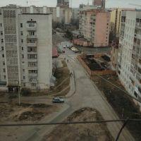 Вид на Загс с Днепровской 3-а, Вышгород