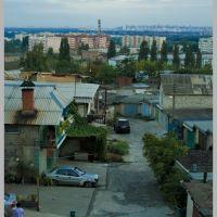 Жильё в гаражах, Вышгород