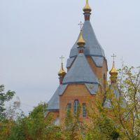 Вышгород. Новая церковь / Vyshgorod. New church, Вышгород