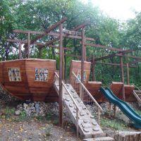 Игровой Ноев ковчег / Playing is the Noahs ark, Вышгород