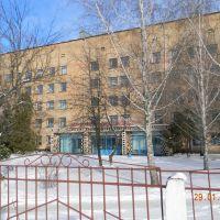 здание ЦРБ, Алексадровка